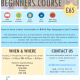 New Foundation course